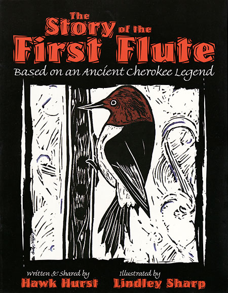 Hawk Hurst Flutes - The Story of the First Flute Book